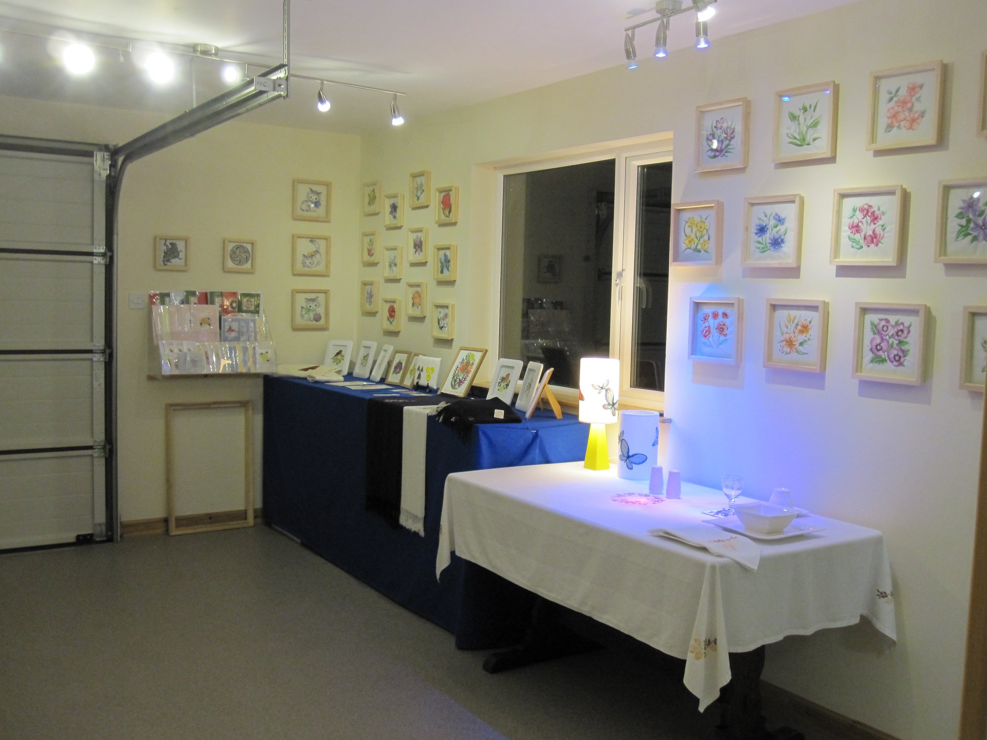 Aries Gallery open day