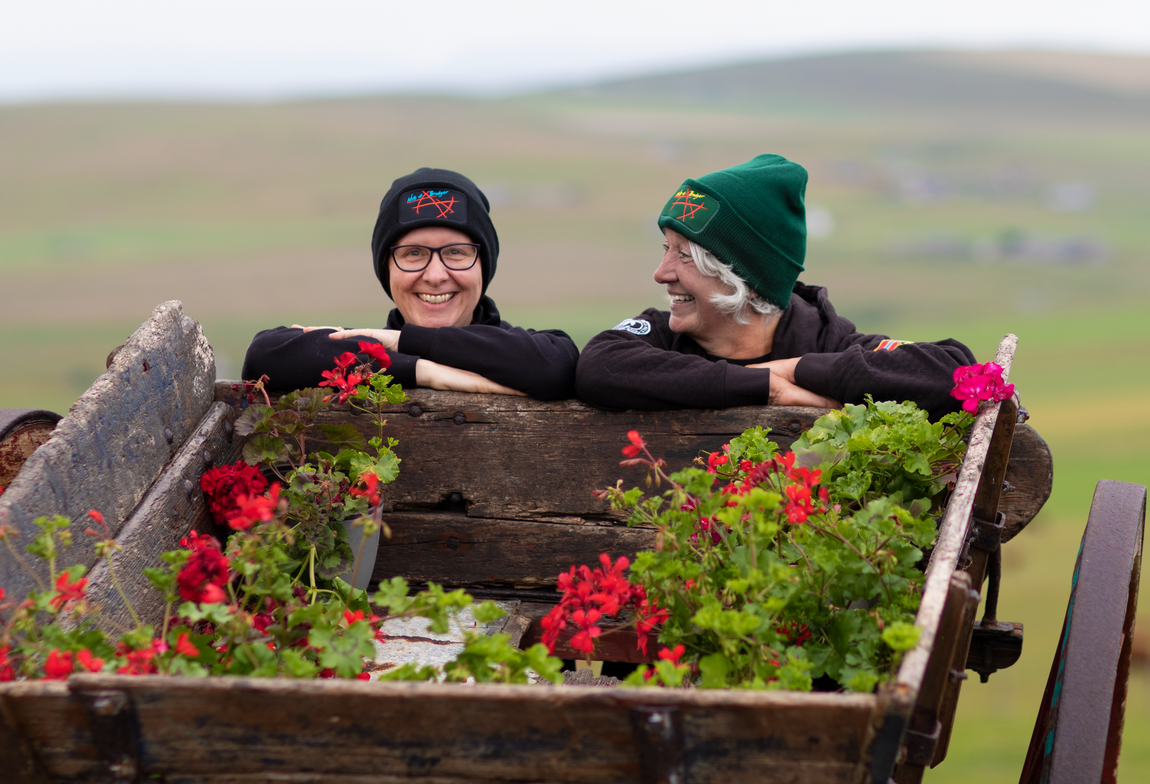 Ness of Brodgar dig Beanie Hats